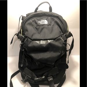 THE NORTH FACE black urban tech daypack BNWOT